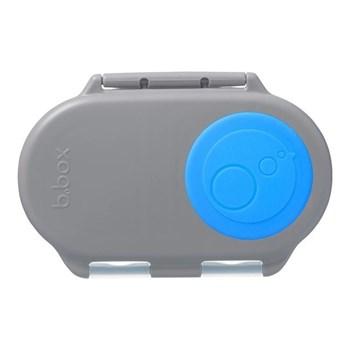 B.Box: Pojemnik na przekąski, Blue Slate
