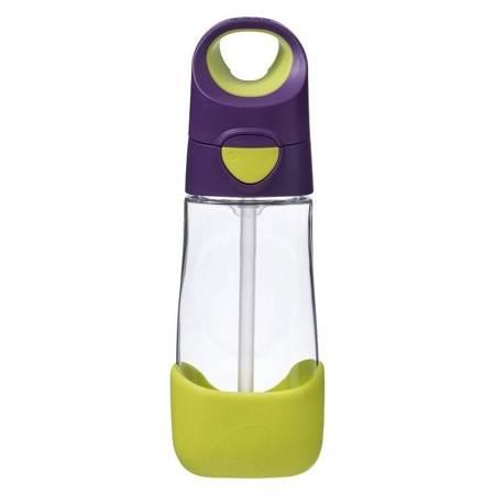 B.Box - Tritanowa butelka ze słomką 450 ml passion