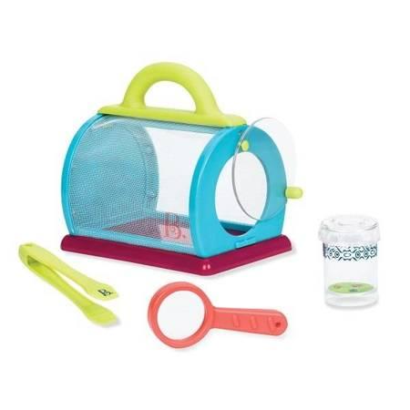 B.Toys: Zstaw do łapania i obserwacji owadów