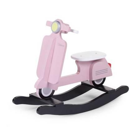 Childhome - Bujak skuter różowy