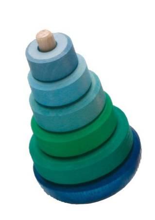 Grimms - Mała niebieska wieża