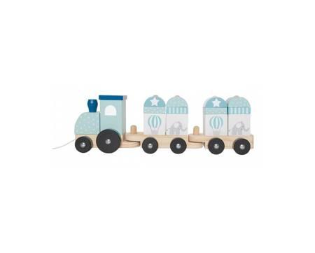 Jabadabado - Pociąg niebieski